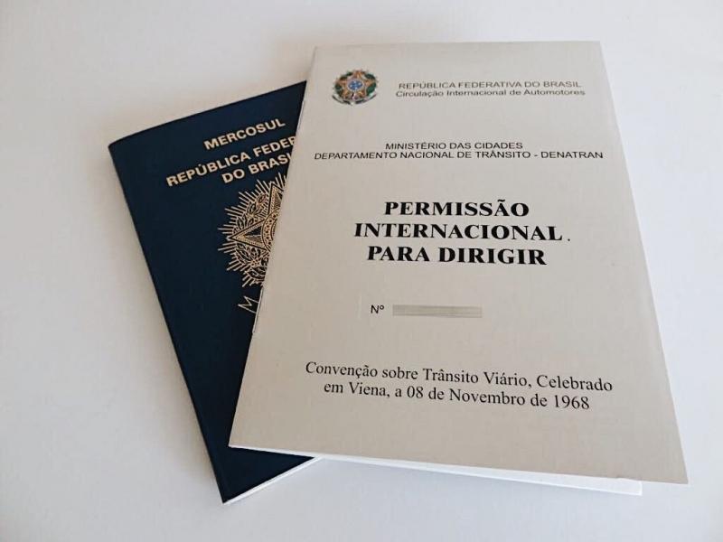 Emitir Permissão Internacional para Dirigir São Lourenço da Serra - Emitir PID para Dirigir na Europa