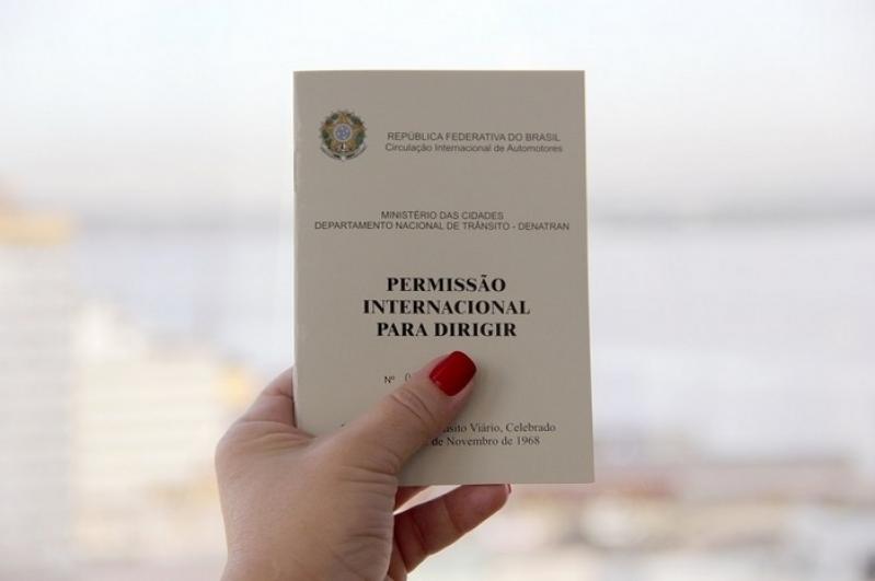 Emitir Permissão para Dirigir Internacional Arujá - Emitir PID para Dirigir na Europa